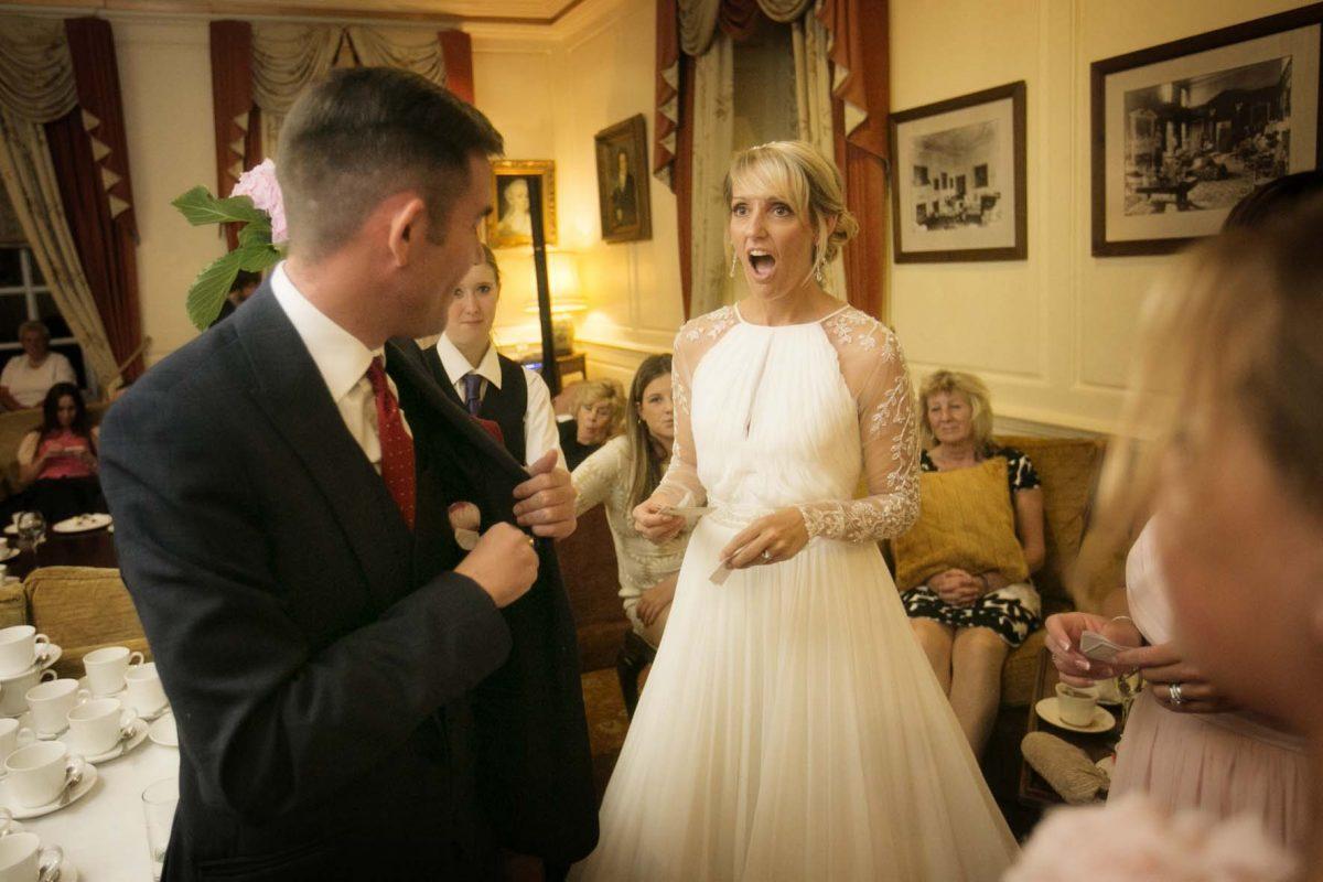 Magician Wedding Dress