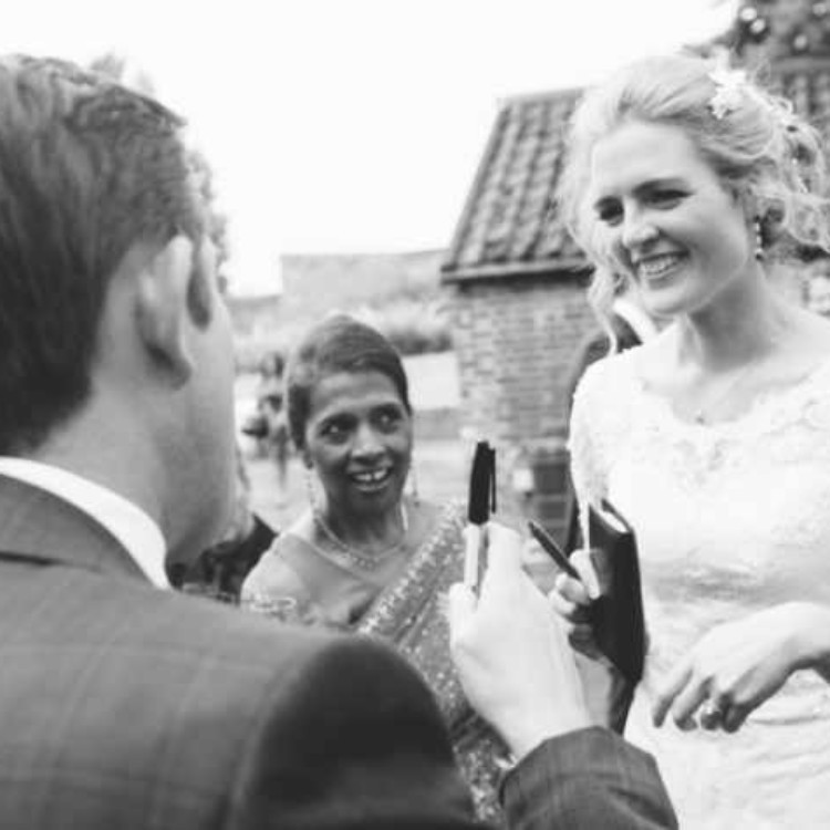 Wedding Magician London – A LUX Wedding Awards Winner