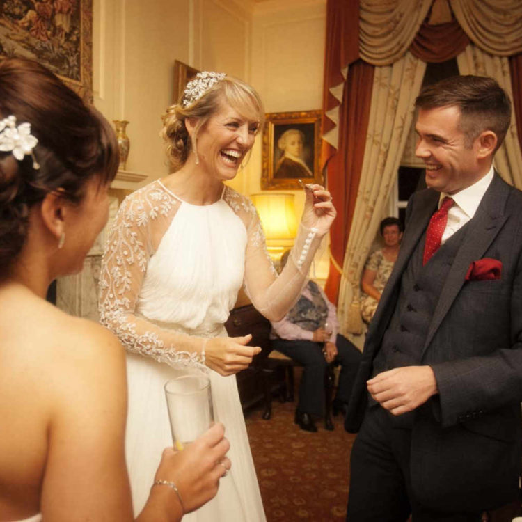How a London Wedding Magician Makes Your Big Day Even Bigger!