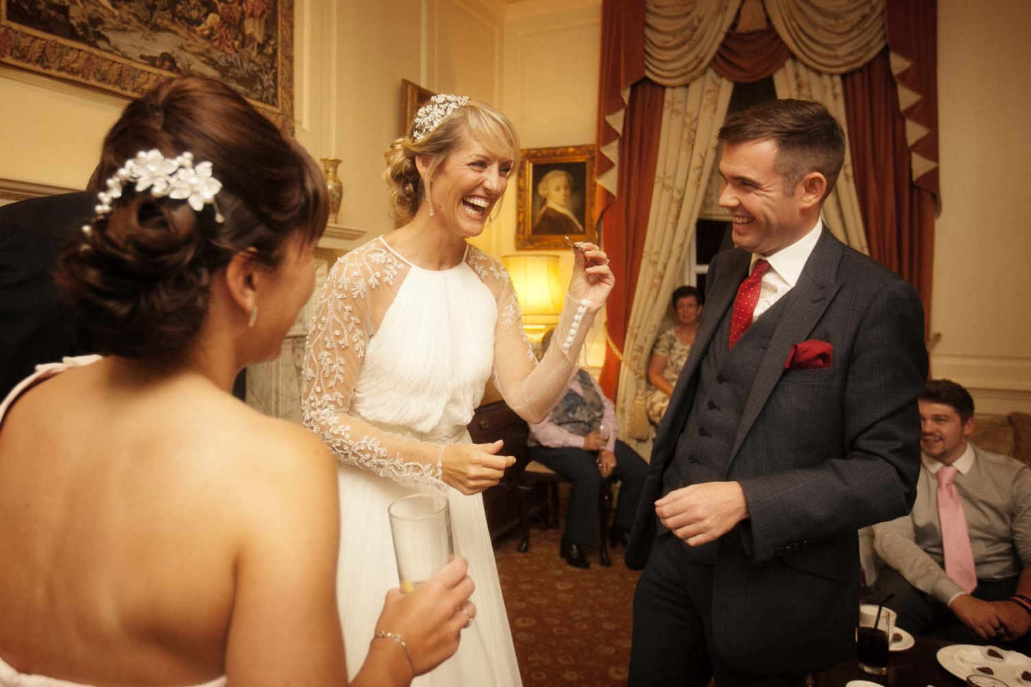 London Wedding Magician