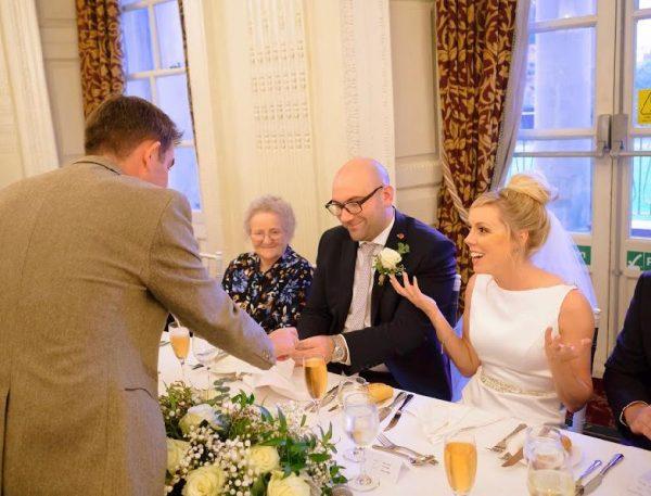 Hire wedding magician